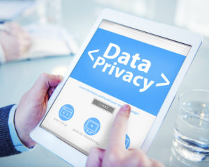 Digital Data Privacy Protection Searching Concept